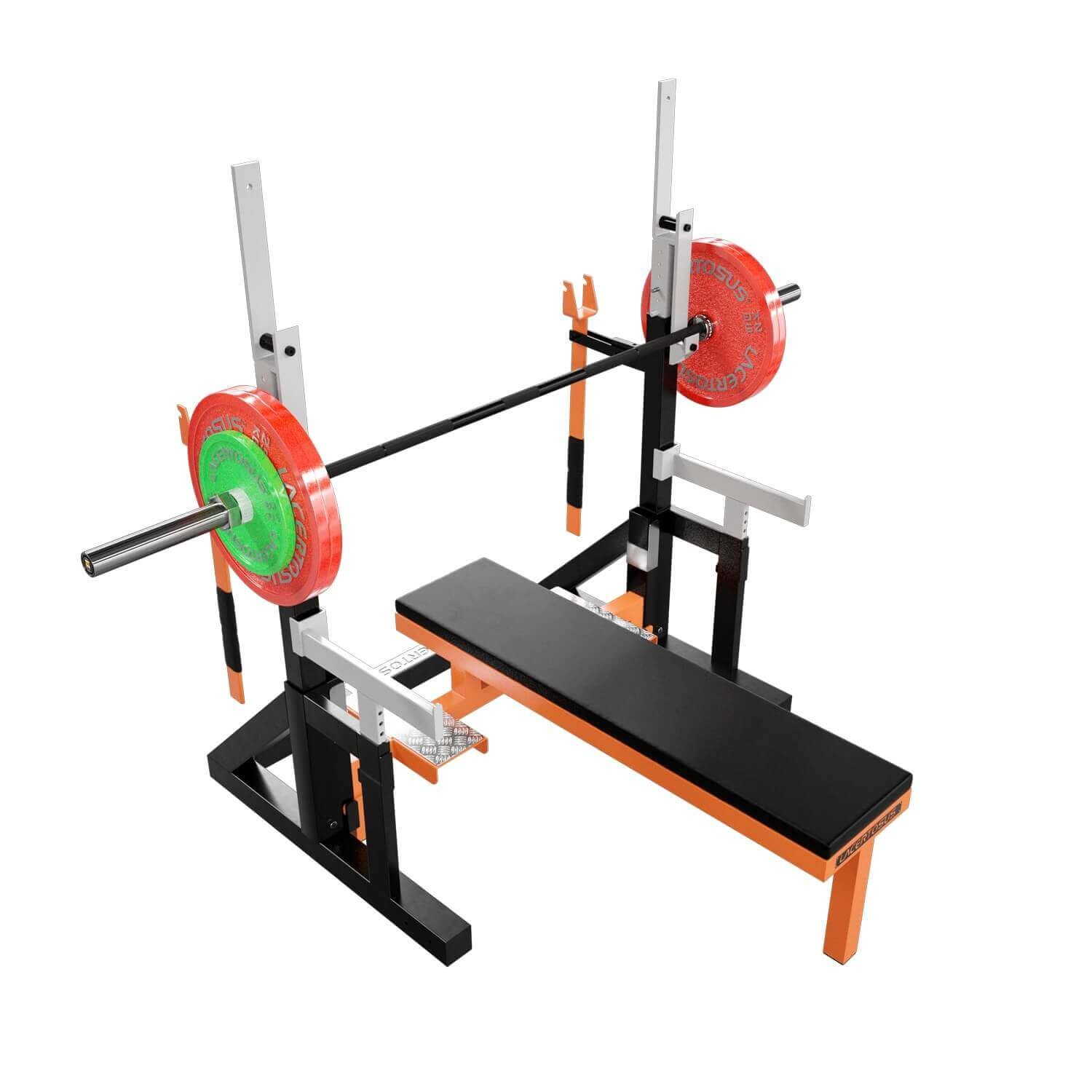 Competition Powerlifting Bench Lacertosus | Benches
