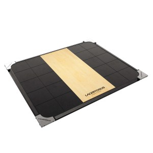 Powerlifting Platform Elite/3 Deadlift and Weightlifting