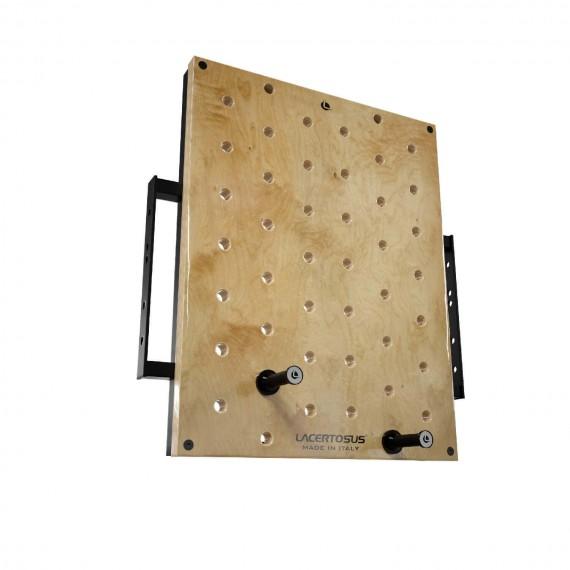 Peg Board Square (RIG 120) Accessori Elite RIGs Calistenia