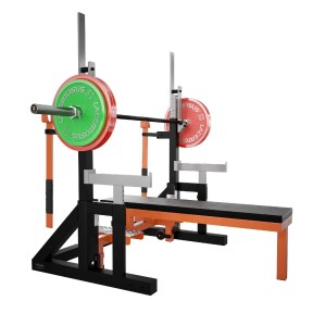 Competition Powerlifting Bench Panche per palestra Lacertosus