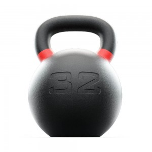 Kettlebell Russian Black 32 kg Russian Black Lacertosus