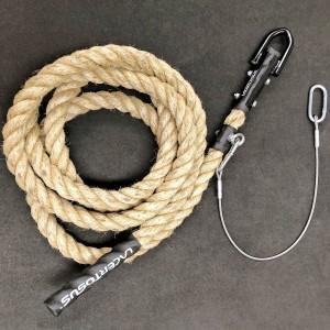 Fune arrampicata 4m-38 Canapa PRO Corde da arrampicata