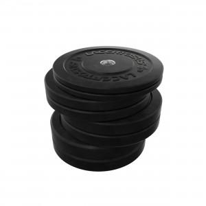 SET Bumper RAW - 100 KG Dischi pesi per bilanciere Lacertosus