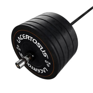 SET Bumper Training ELITE bar - 170 KG Sets Lacertosus