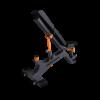 Panca Regolabile Club Line Lacertosus® Gym accessories and
