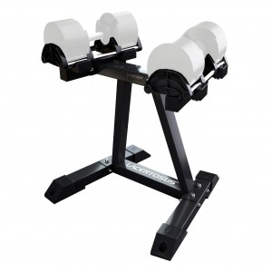 Adjustable Dumbbell Rack Adjustable Weights Dumbbells (2-32 Kg)