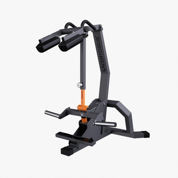 Calf Machine Plate Loaded Attrezzi Isotonici per il Fitness