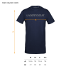 T-shirt Blue L