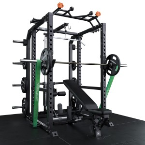 Pro Power Rack HERO Set Rigs - Racks Lacertosus