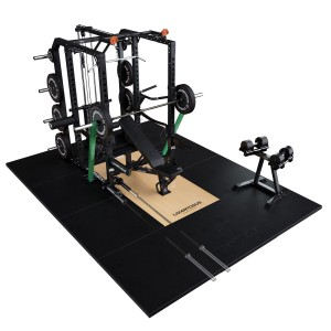 Pro Power Rack EXTREME Set Rigs - Racks Lacertosus