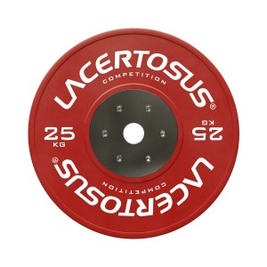 Competition Bumper Plate 25 Kg Dischi Bumper Competition