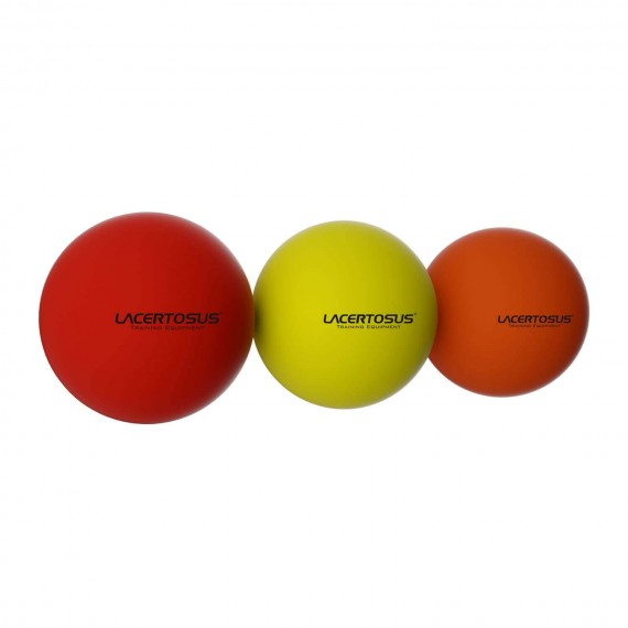 Lacrosse/ Mobility Ball SET Mobility/ Reaction balls Lacertosus