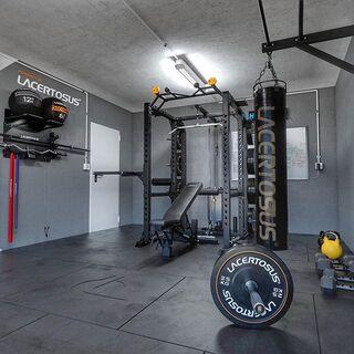 🇮🇹 Stai ancora pensando di tenere l'auto nel garage? . 🇺🇸 Simply put it...in in a league of its own! The future of home gyms is here in a pure Lacertosus®️ style💪🏻 #lacertosus #quality #lacertosustyle #homegym #training _____________________________________________________ 💻 Web: www.Lacertosus.com 📝 Preventivi e informazioni: info@lacertosus.com