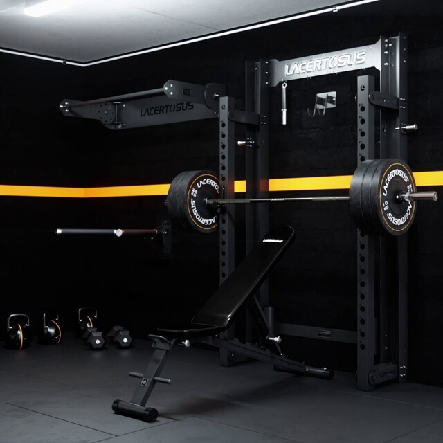 La soluzione salvaspazio che stavi cercando è arrivata! Da oggi con Lacertosus puoi creare la tua homegym senza rinunciare a nulla 💪🇬🇧 The space-saving solution you were looking for is here! From today with Lacertosus you can create your homegym without giving up anything#lacertosus #garagegym #lacertosusequipment #garage #home #fitness #gym #wortkout #motivation #training #foldable #pocospazio #salvaspazio #foldable #dip #pullups #rack #panca #kettlebell #dumbells #functionaltraining #bodybuilding #crosstraining #pavimentogommato #dipfoldable #allenamento #palestra #palestraitalia #palestraincasa💻Web: www.Lacertosus.com ✉Preventivi e informazioni: info@lacertosus.com 🚚Trasporti attivi in tutta Italia ed estero ➡️Taggaci nelle tue foto @lacertosus_equipment